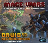 Board Game: Mage Wars: Druid vs. Necromancer