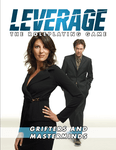 RPG Item: Leverage: Grifters and Masterminds