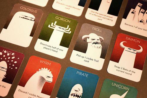 Board Game: Colossal Arena