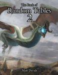 RPG Item: The Book of Random Tables 2