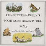 Board Game: Christopher Robin's Pooh Goes Home to Bed Game