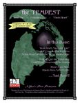 Issue: The Tempest (Issue 1 - Feb 2004)