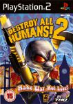Video Game: Destroy All Humans! 2