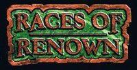Series: Races of Renown