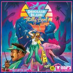 Board Game: Dinosaur Island: Totally Liquid