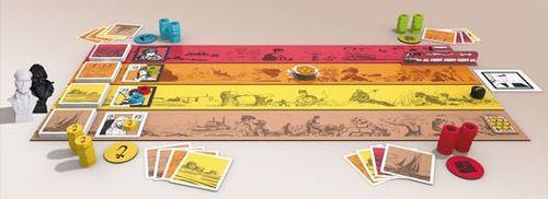 Board Game: Corto