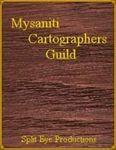 RPG Item: Mysaniti Cartographer's Guild: Constructed Walls 1: Dungeon Walls Symbol Catalog