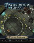 RPG Item: Pathfinder Flip-Mat: Wizard's Dungeon