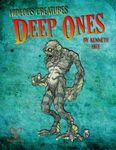 RPG Item: Ken Writes About Stuff 1-01: Hideous Creatures: Deep Ones