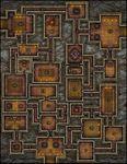 RPG Item: VTT Map Set 169: The Alabasterstar Keep