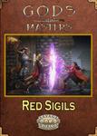 RPG Item: Gods and Masters: Red Sigils