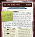 RPG Item: The Man Himself: Count F***ing Dracula