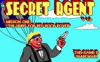 Video Game: Secret Agent