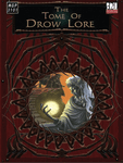 RPG Item: The Tome of Drow Lore