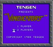 Video Game: Vindicators
