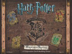 Harry Potter: Hogwarts Battle Cover Artwork