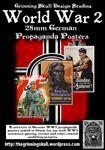 RPG Item: World War 2: 28mm German Propaganda Posters