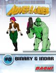 RPG Item: Adversaries #0: Binary & Indar (BASH!)