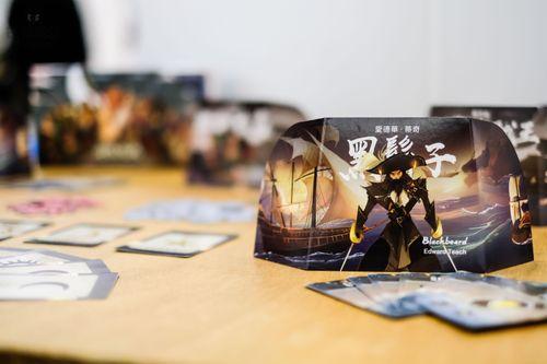Board Game: Pirate Rumble