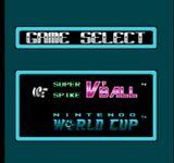 Video Game Compilation: Super Spike V'Ball / Nintendo World Cup
