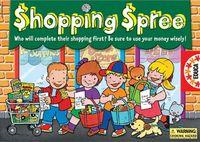 Board Game: Shopping Spree