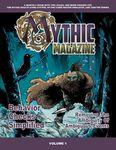 Issue: Mythic Magazine (Volume 1 - Dec 2020)