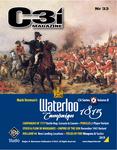 Board Game: Waterloo Campaign 1815