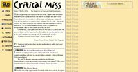 Issue: Critical Miss (Issue 7 - Winter 2002)
