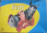 Board Game: Fury