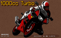 Video Game: 1000cc Turbo