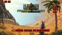 Video Game: Heroes of Hammerwatch: Pyramid of Prophecy