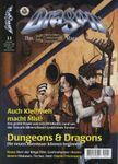 Issue: Dragon (German Issue 11 - Nov/Dec 2000)