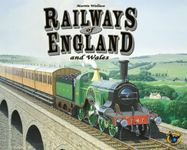 Board Game: Railways of England and Wales