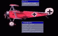 Character: Fokker Dr.I