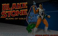 Video Game: Blake Stone: Aliens of Gold