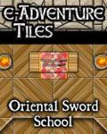 RPG Item: e-Adventure Tiles: Oriental Sword School