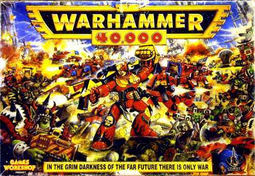 Board Game: Warhammer 40,000 (Third Edition)