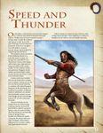 RPG Item: Advanced Races 07: Centaurs