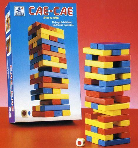 Board Game: Jenga