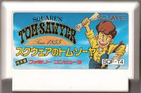 Video Game: Square's Tom Sawyer
