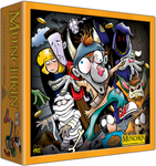 Board Game: Munchkin Halloween Monster Box
