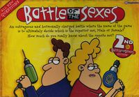 Board Game: Battle of the Sexes