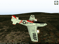 Character: North American P-51 Mustang