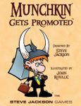 Board Game: Munchkin Gets Promoted