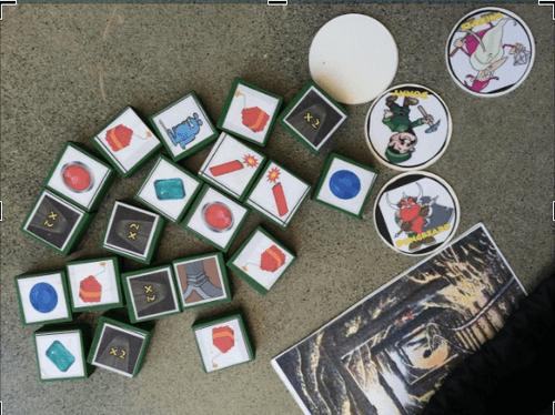 Board Game: Greedy Greedy Goblins