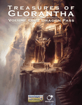 RPG Item: Treasures of Glorantha Volume One: Dragon Pass