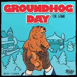 Groundhog Day: The Game Cover Artwork