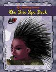 RPG Item: The Rite Npc Deck