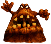 Character: The Great Mighty Poo