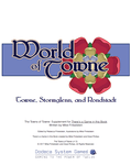 RPG Item: World of Towne: Towne, Stormglenn, and Rondstadt